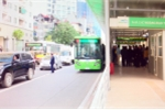 Từ 1/1/2017, xe buýt nhanh nghìn tỷ chính thức hoạt động ở Hà Nội