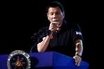 Tổng thống Philippines đồng ý mua vũ khí Trung Quốc