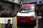 Không biết lái vẫn cướp xe khách phóng như bay ở Sài Gòn