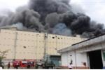 Cháy lớn khu công nghiệp ở Cần Thơ: Thủ tướng yêu cầu điều tra
