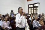 Tiếp xúc cử tri Đà Nẵng: 'Nóng' vụ quy hoạch Sơn Trà