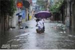Bão số 3 Thần Sét suy yếu thành áp thấp nhiệt đới, gió vẫn giật cấp 9 tại Hà Nội