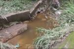Tìm thấy nam thanh niên bị nước cuốn trôi ở thành phố Biên Hòa