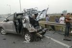 Hé lộ nguyên nhân vụ tai nạn trên cao tốc Hà Nội - Thái Nguyên khiến 10 người thương vong