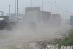 'Con đường cát bụi' khủng khiếp ở Hải Phòng: Lộ diện 3 'ông lớn' phải chịu trách nhiệm