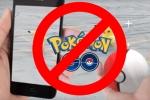 Cán bộ, chiến sỹ công an huyện bị cấm chơi Pokemon Go