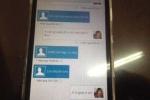 Thanh tra viên nhắn tin gạ tình người mẹ có con mất tích