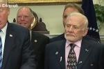 Phi hành gia kỳ cựu bối rối khi nghe ông Trump phát biểu về vũ trụ