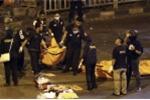 Hình ảnh khủng khiếp tại hiện trường vụ đánh bom kép Jakarta