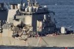 Tình tiết mới vụ tàu hàng Philippines đâm thủng chiến hạm Mỹ