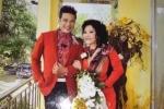 MC Thanh Bạch và người tình đại gia từng thực hiện một lễ cưới vào năm 2015