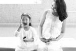 Hoa hậu đẹp nhất châu Á Hương Giang sinh con gái thứ hai