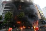 Cháy quán karaoke, 13 người chết: Nhiều cán bộ bị cách chức