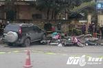 'Xe điên' gây tai nạn liên hoàn, 2 cô giáo mầm non nhập viện