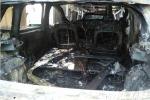 3 xế hộp cháy trơ khung trên đường vận chuyển ra Hà Nội