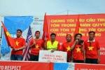Người Việt từ châu Á đến Âu đồng loạt biểu tình yêu cầu Trung Quốc tôn trọng phán quyết về Biển Đông