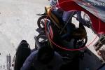 2 thanh niên 'song kiếm hợp bích' trộm xe máy nhanh như chớp