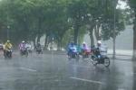 Miền Bắc tiếp tục mưa to và dông trên diện rộng