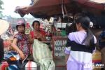 Con đánh mẹ bầm dập, chém tiểu thương chết gục trong chợ: Nhân chứng kể lại phút rợn người