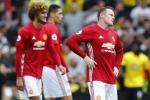 Rooney chơi tệ thế nào trong thất bại của Manchester United?