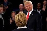 Tranh luận bầu cử Tổng thống Mỹ 2016: Donald Trump dọa bỏ tù Hillary Clinton