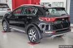 Kia Sportage GT CRDi bản máy dầu mới chốt giá 820 triệu đồng