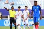 HLV U20 Việt Nam bức xúc: Trọng tài như thế không đủ khả năng bắt World Cup
