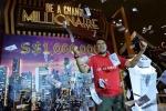 Bất ngờ thành triệu phú nhờ du lịch Singapore