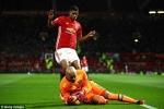 Man Utd bị West Ham cầm hòa: Darmian, Rashford làm khổ Mourinho