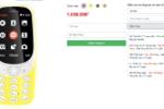 'Cục gạch' Nokia 3310 cháy hàng ở Việt Nam