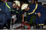 Cháy kéo dài kỷ lục tại Trà Nóc do... thiếu nước chữa cháy!