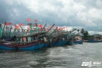 15 ngư dân gặp nạn trên biển được tàu hải quân giải cứu thành công