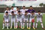 U16 Việt Nam thắng đậm Singapore, vào bán kết bằng ngôi nhất bảng