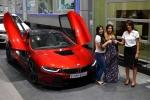 BMW i8 độc nhất vô nhị của công chúa Abu Dhabi
