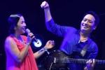 Mỹ Linh thăng hoa trên sân khấu Monsoon Festival 2016