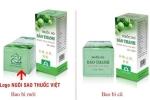 Thuốc ho Bảo Thanh in bổ sung logo Ngôi sao thuốc Việt trên bao bì sản phẩm