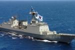 Mỹ, Nhật, Hàn dồn dập tập trận hải quân, sẵn sàng đối phó với Triều Tiên