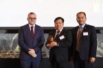 BIDV năm thứ 3 liên tiếp nhận giải thưởng 'Ngân hàng Việt Nam tốt nhất về Công nghệ và vận hành'