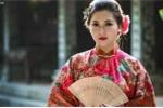 Hot girl Đại học Kiểm sát Hà Nội quyến rũ trong trang phục cổ trang