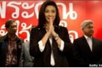 Quốc vương Thái Lan thông qua nội các mới