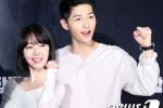 Song Hye Kyo vắng mặt trong sự kiện ra mắt phim của Song Joong Ki