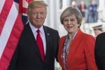 Mỹ, Anh bác tin chuyến thăm của Tổng thống Trump bị hoãn