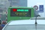 Video: Xe buýt nhanh BRT bị lấn chiếm, quây kín giờ cao điểm