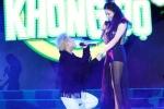 Sơn Tùng M-TP quỳ gối, tỏ tình với Thu Phương ngay trên sân khấu