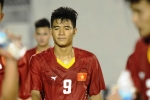 Hà Đức Chinh là tiền đạo chủ lực của U19 Việt Nam đang thi đấu ở giải U21 quốc tế.