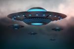 UFO ngăn cản 3 máy bay Trung Quốc hạ cánh