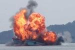 Trung Quốc tố Indonesia bắn tàu cá, làm bị thương ngư dân