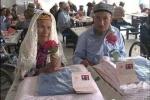 Chú rể 71 tuổi cưới cô dâu 114 tuổi sau hơn 1 năm theo đuổi cuồng nhiệt