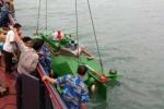 Tàu ngầm Hoàng Sa chạy thử trên biển lớn