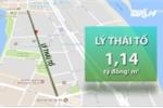 Phố đi bộ Hồ Gươm: Giá đất 'cắt cổ', hơn 1 tỷ đồng/m²
